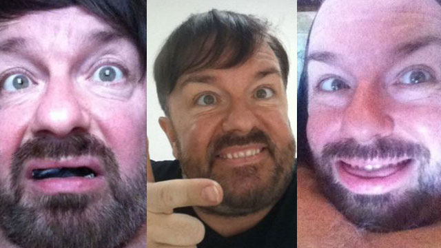 mongy gervais Ricky Gervais Is The Language Nazi: Disabled And Able Bodied Idiots Are All Mongs