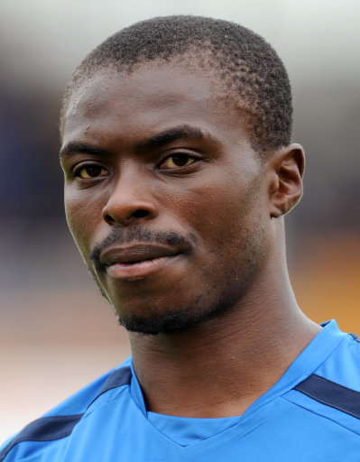11273561 Peterborough FCs Gabriel Zakuani Names Son Trendy: Daughters Laugh