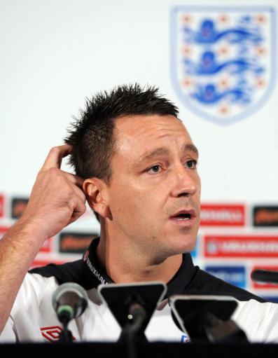 12076080 John Terry Race Row: Is Frank Lampard Is Too Decent And Honest To Be England Captain