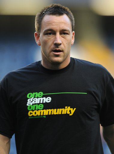 7958559 John Terry Race Row: A Tabloid Hoax And Applying The Principles