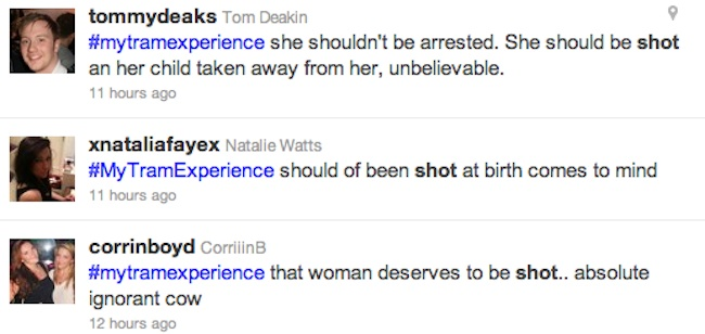 emma west 2 Is Emma West A Victim Of A Twitter Hunt? Tweeters Want My Tram Experience Woman Raped, Shot And Knifed