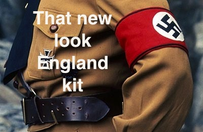 england poppy football Germans Delighted: England Will Wear Nazi Style Red Armbands On Poppy Day