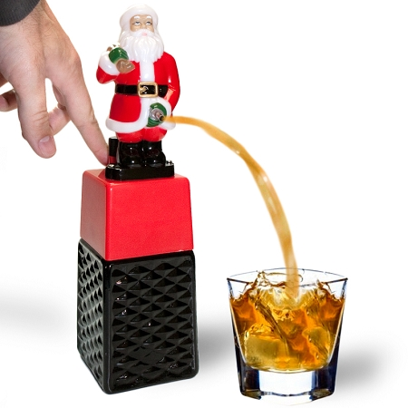 fatehr pissmas Christmas Gift Of The Moment: The Father Pissma Santa Alcohol Dispenser