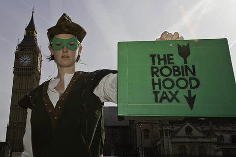 robin hood The Robin Hood Tax Will Give London The Entire EU Financial Market