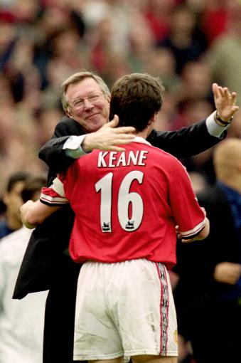 341278 Roy Keane on Manchester United: Which managers are in Manchester Uniteds Alex Fergusons pocket?