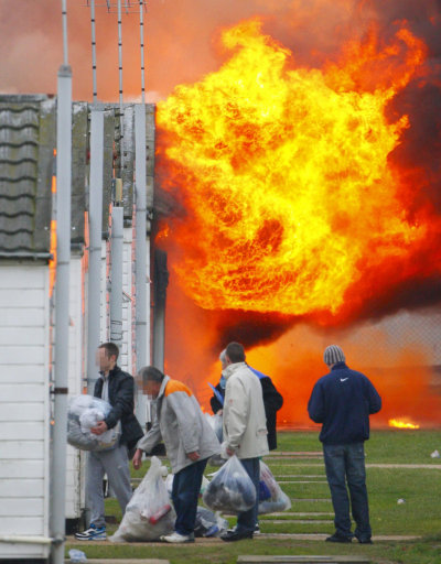 9972369 The best British news photos of 2011