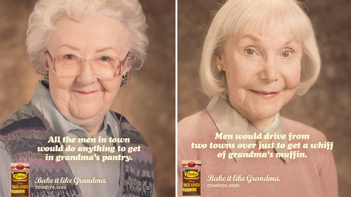 grandma sex muffin Christmas means sex with grandma