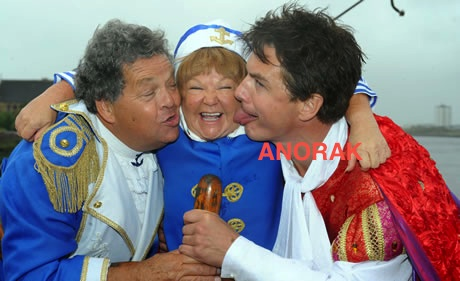 the krankies 2 Panto stars The Krankies used to be swingers   who knew?