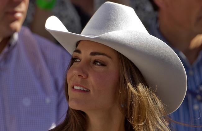 PA 11166927 Kate Middleton is Americas Hat Person of The Year   Princess Beatrice shocked