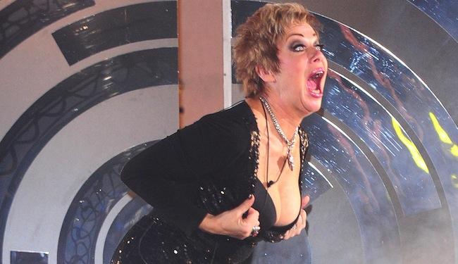 PA 12612174 In photos   Denise Welsh beats off Frankie Cocozza to win Celebrity Big Brother
