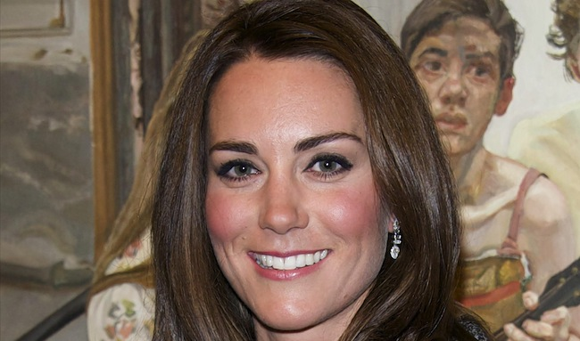 PA 12713595 Kate Middleton does Lucien Freud   photos