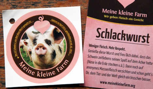 meine kleine farm2 German farm lets sausage munchers pick which pig dies