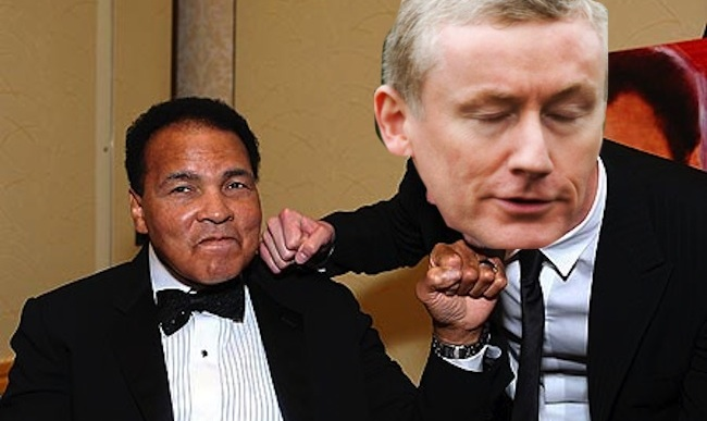 muhammad ali fred 10 ways for Fred Goodwin to get his knighthood back