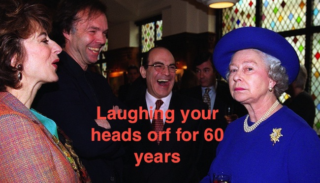 queen laughs The Queen in photos: 60 years of laughing