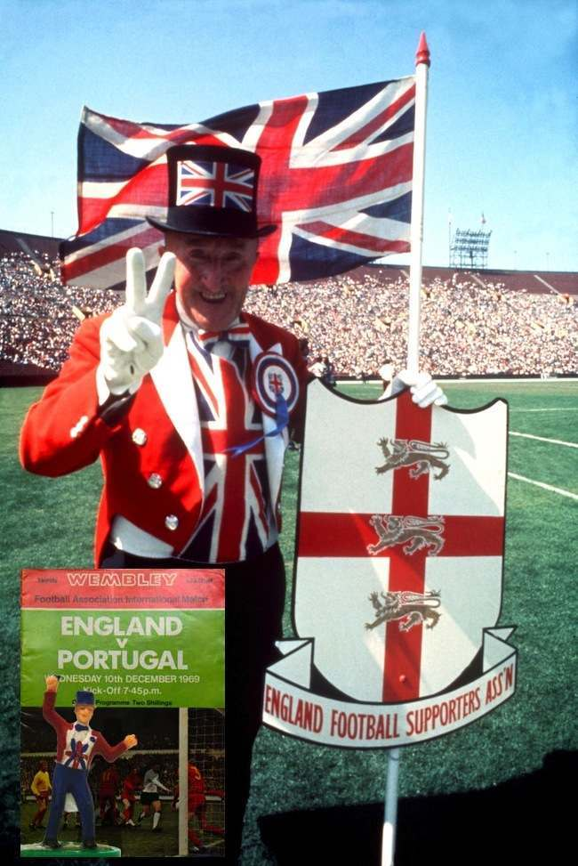 Mascot 11 A history of the Great British Football mascot   from Ken Bailey to sex and violence