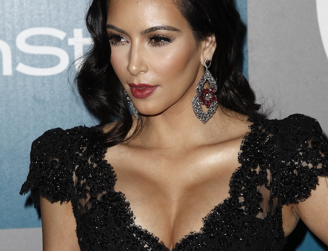 PA 12513550 Kim Kardashian wants a little privacy for her next wedding (stop laughing)
