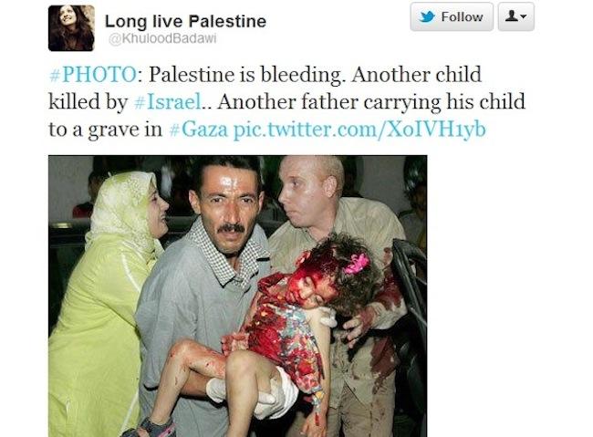 khuloodbadawi Did UN workers anti Israel tweet provoke Mohammed Merah to murder?