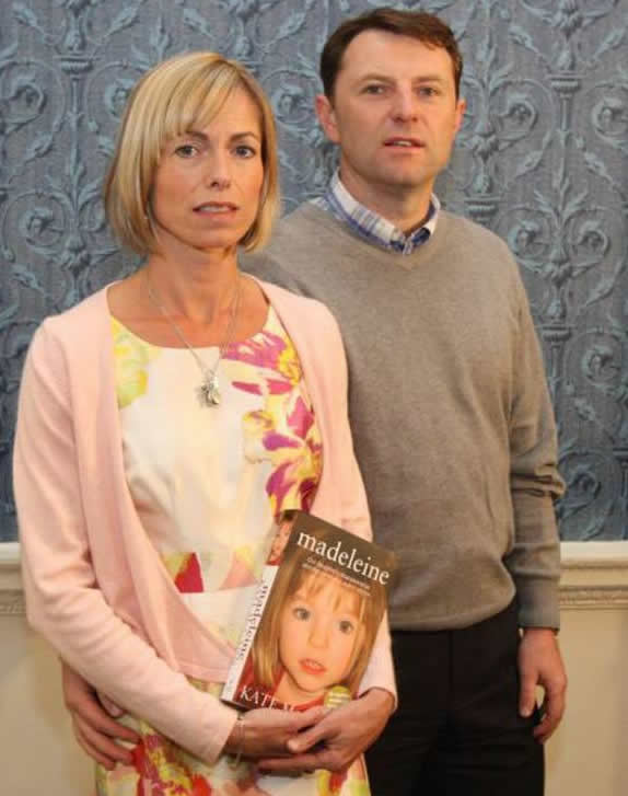 book Madeleine McCann: 1,300 deaths, Julian Assange and the Mets new chapter