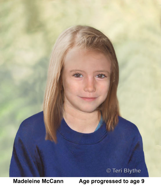 maddie 9 Madeleine McCann: evidence shes alive and a new photo
