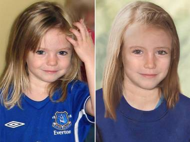 mccann 91 Madeleine McCann and ME: The media experts muse on the missing child  