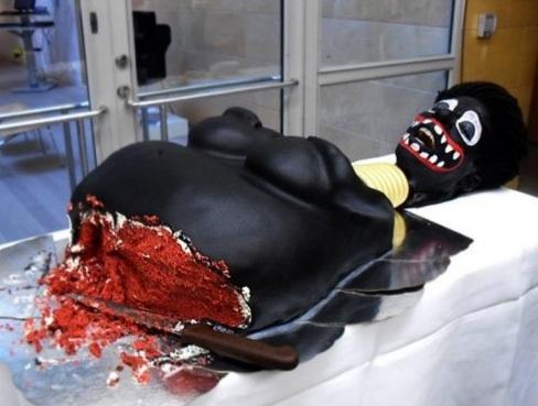 sweden nigger cake Swedens Cultural Minister eats the Nigger Cake   photos