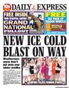april 14 2012 Those Daily Express heat wave warnings