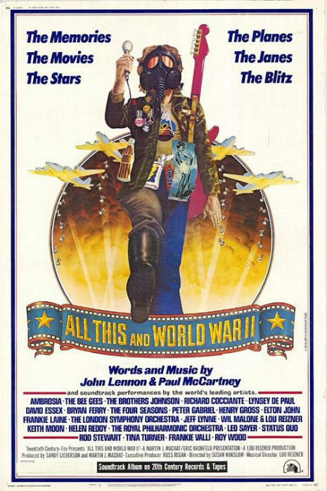 beatles v hitler All This And World War ll   Watch how The Beatles lost the war