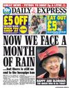 express april 21 Those Daily Express heat wave warnings