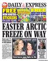 express march 31 Those Daily Express heat wave warnings