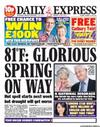 february 25 2012 Those Daily Express heat wave warnings