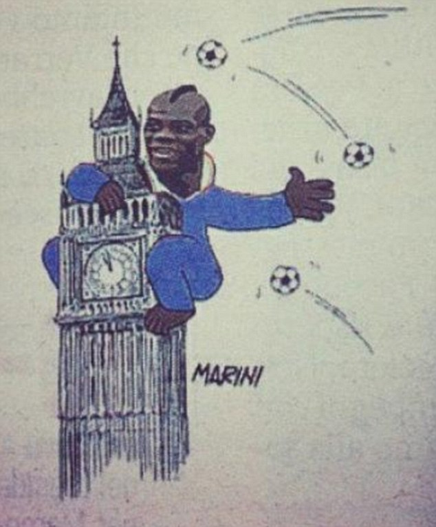 Mario Balotelli is not King Kong   Italys Gazzetta dello Sport hardly apologises