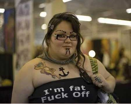 im a big girl:
