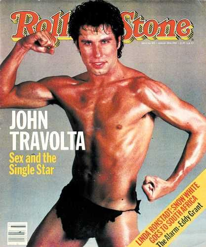 Was john travolta gay