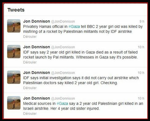 jondonnison Who really killed 2 year old Hadeel Ahmed Al Haddad in Gaza?