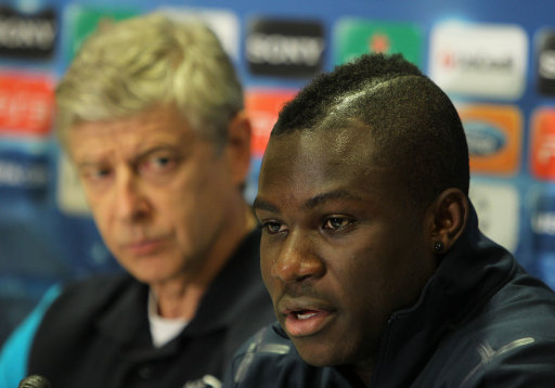 Explaining racism to Arsenals Emmanuel Frimpong and Scum Yids