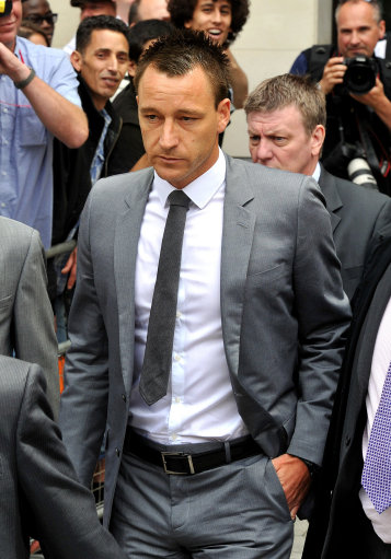 John Terry escapes the thought police   real racism exists beyond football