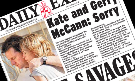  The Home Office and its Madeleine McCann secret file