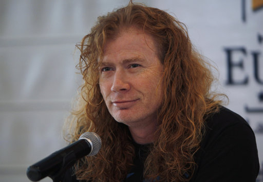 Megadeth: Nazi Obama is staging massacres, apparently
