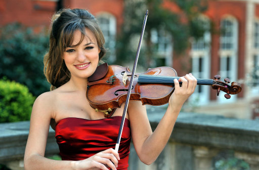 8732359 Sun hack Matt Bendoris writes interview in drool: Nicola Benedetti might worry