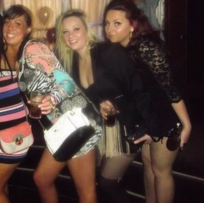 Your dirty mind photo of the day: girls night out