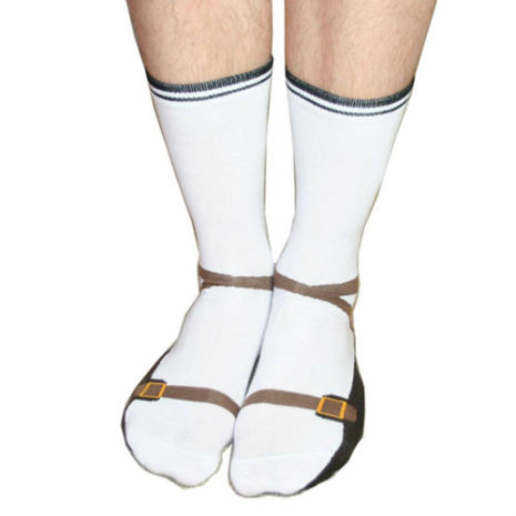 The Sandal Socks are an object of desire