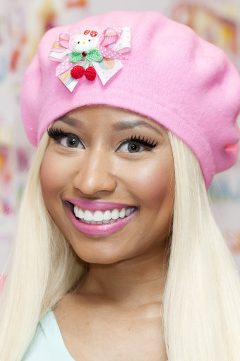  Nicki Minaj is voting for Mitt Romney, which hell be pleased about