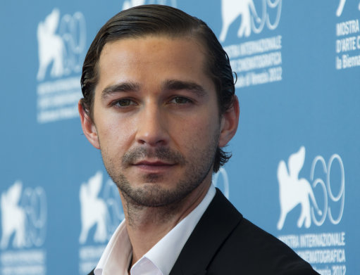 Shia LaBoeuf admires Sean Penns ability to cheat death