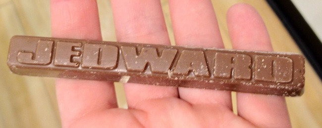  Crap celebrity merchandise: the Jedward popping bar