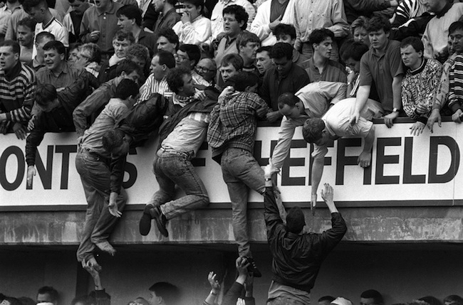 Proof that police changed evidence to implicate Liverpool fans in Hillsborough disaster
