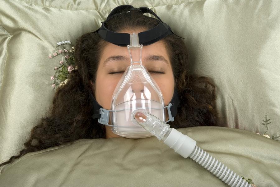 sleep apnea machine with oxygen