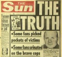 Kelvin Mackenzie finally apologises for the Suns Hillsborough lies   again