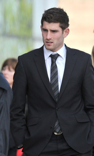 Ched Evans: Nine charged for naming footballers rape victim on Facebook and Twitter