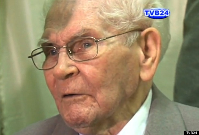  RIP Antoni Dobrowolski: last known survivor of Auschwitz dies