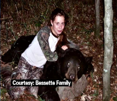 Survivalist killed by bear youtube
